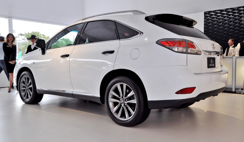 2014 Lexus Rx350 Vs Mdx | 2017 - 2018 Cars Reviews