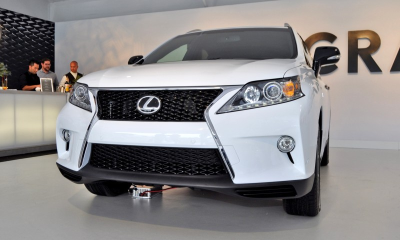 2015 Lexus RX350 CRAFTED LINE 11