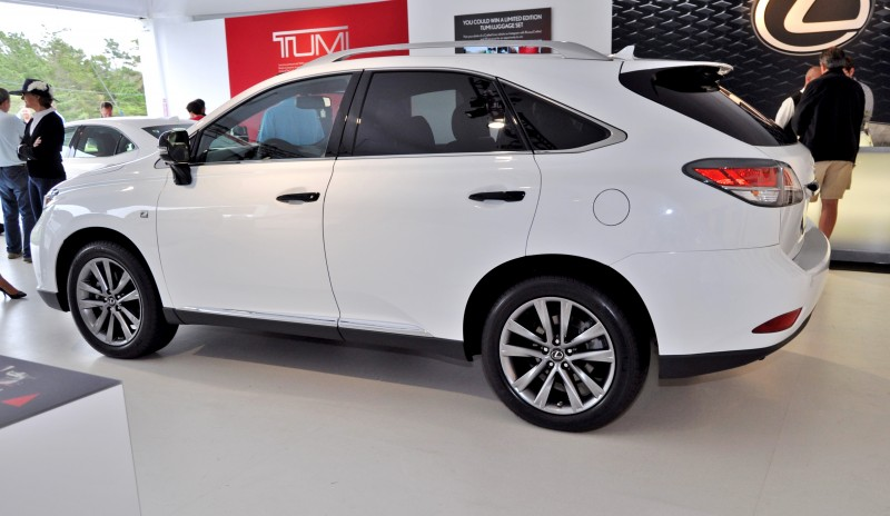 2015 Lexus RX350 CRAFTED LINE 2