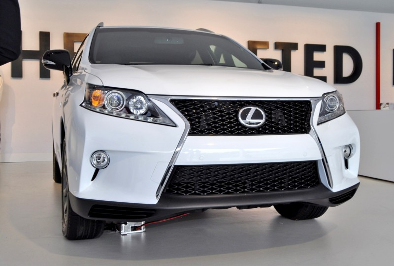 2015 Lexus RX350 CRAFTED LINE 4