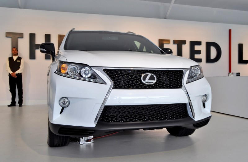2015 Lexus RX350 CRAFTED LINE 5