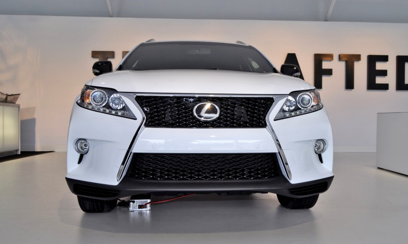 2015 Lexus RX350 CRAFTED LINE 8