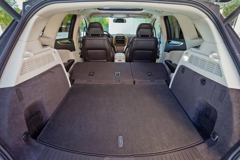 Lincoln MKC Media Drive