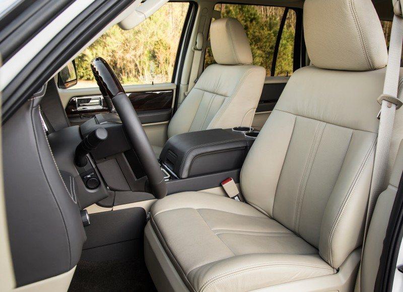 2015 Lincoln Navigator 7