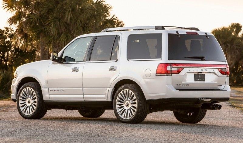 2015 Lincoln Navigator 9