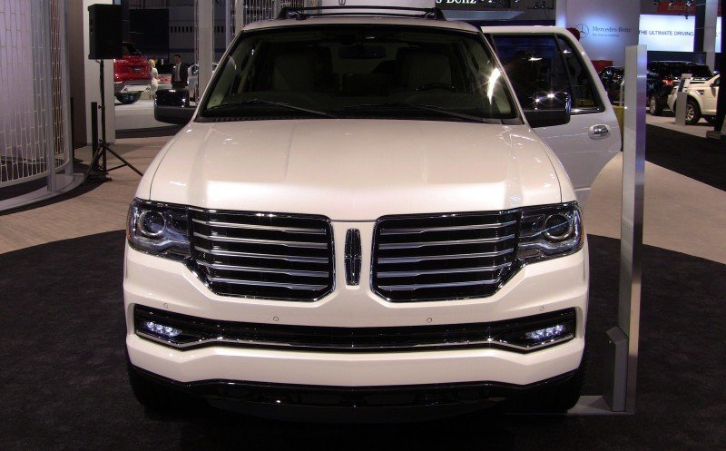 2015 Lincoln Navigator Power Confirmed at 380HP and 460 Lb Ft. - Pricing From $63k Undercuts Escalade by $10k 20