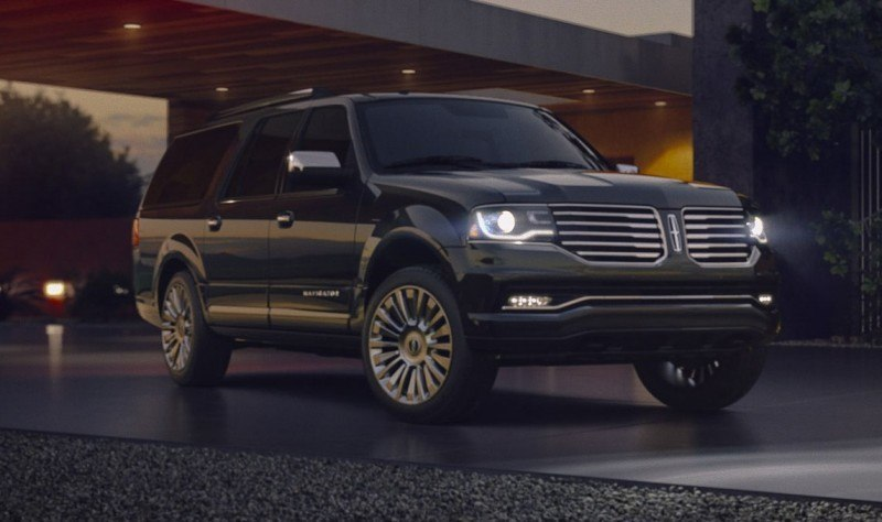 2015 Lincoln Navigator Power Confirmed at 380HP and 460 Lb Ft. - Pricing From $63k Undercuts Escalade by $10k 21
