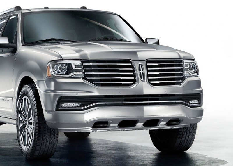 2015 Lincoln Navigator Power Confirmed at 380HP and 460 Lb Ft. - Pricing From $63k Undercuts Escalade by $10k 22