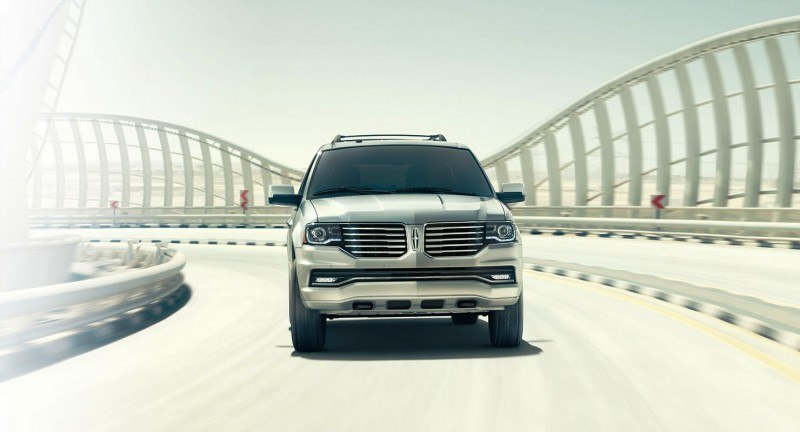 2015 Lincoln Navigator Power Confirmed at 380HP and 460 Lb Ft. - Pricing From $63k Undercuts Escalade by $10k 44