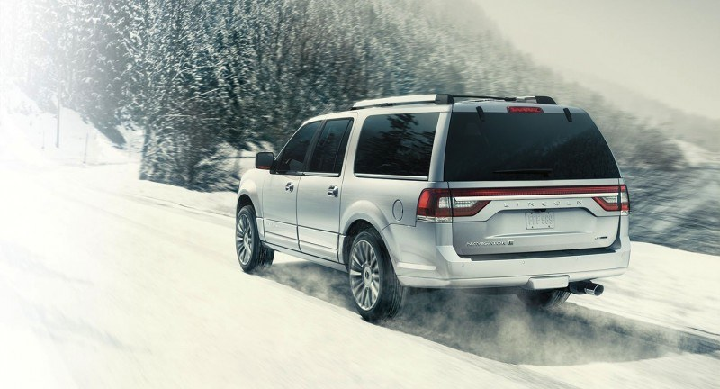 2015 Lincoln Navigator Power Confirmed at 380HP and 460 Lb Ft. - Pricing From $63k Undercuts Escalade by $10k 45
