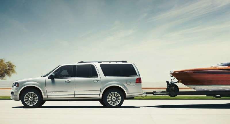 2015 Lincoln Navigator Power Confirmed at 380HP and 460 Lb Ft. - Pricing From $63k Undercuts Escalade by $10k 47