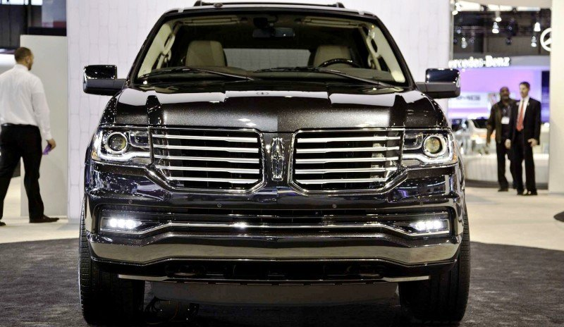2015 Lincoln Navigator Power Confirmed at 380HP and 460 Lb Ft. - Pricing From $63k Undercuts Escalade by $10k 7