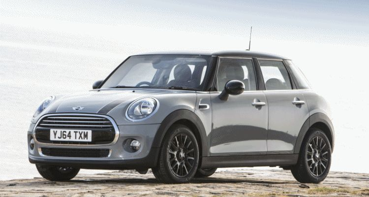 2015 MINI 5-Door gif