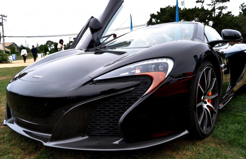 2015 McLaren 650S 8