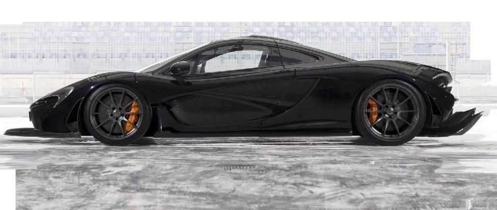2015 McLaren P1 GTR Confirmed + Exclusive Rendering 12