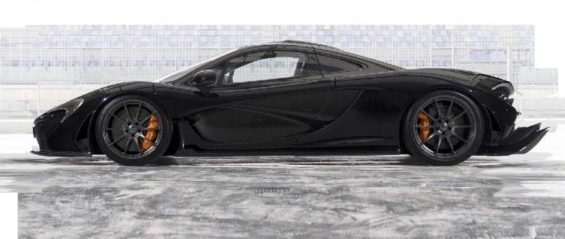 2015 McLaren P1 GTR Confirmed + Exclusive Rendering 13