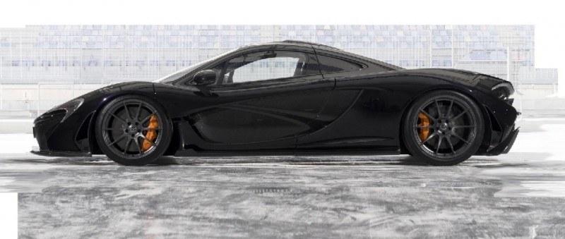 2015 McLaren P1 GTR Confirmed + Exclusive Rendering 14
