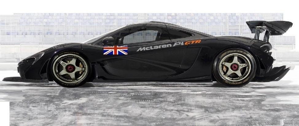 2015 McLaren P1 GTR Confirmed + Exclusive Rendering 2