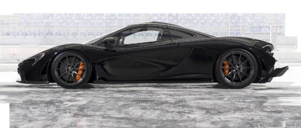 2015 McLaren P1 GTR Confirmed + Exclusive Rendering 21