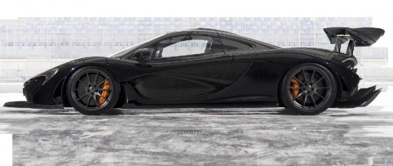 2015 McLaren P1 GTR Confirmed + Exclusive Rendering 24
