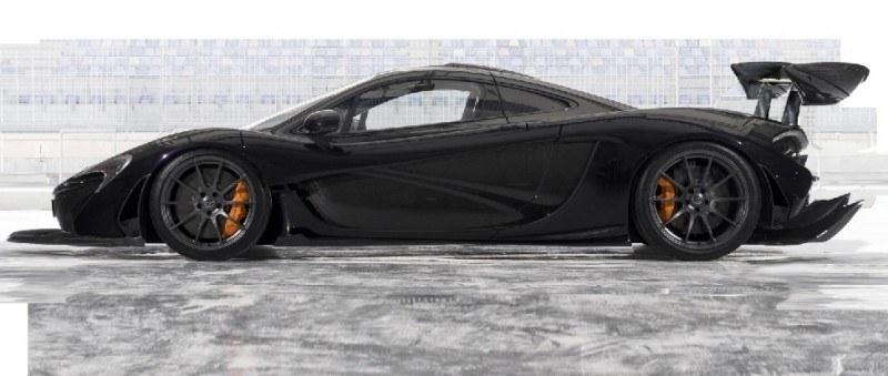 2015 McLaren P1 GTR Confirmed + Exclusive Rendering 25
