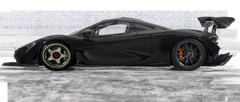 2015 McLaren P1 GTR Confirmed + Exclusive Rendering 26
