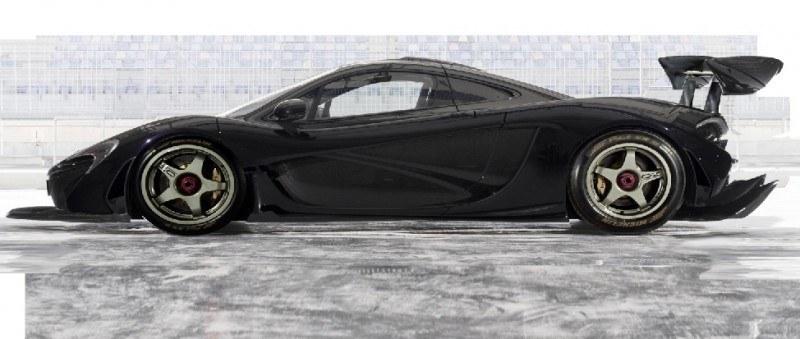 2015 McLaren P1 GTR Confirmed + Exclusive Rendering 27