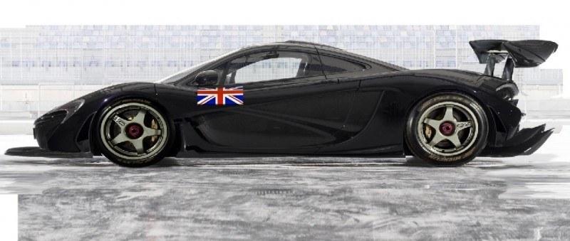 2015 McLaren P1 GTR Confirmed + Exclusive Rendering 28