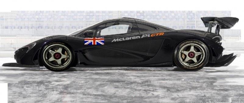 2015 McLaren P1 GTR Confirmed + Exclusive Rendering 29