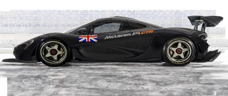 2015 McLaren P1 GTR Confirmed + Exclusive Rendering 30