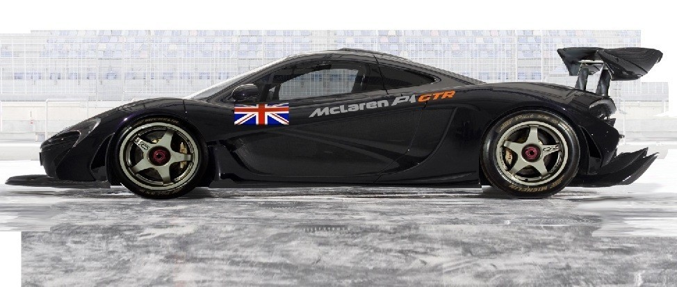 2015 McLaren P1 GTR Confirmed + Exclusive Rendering 30