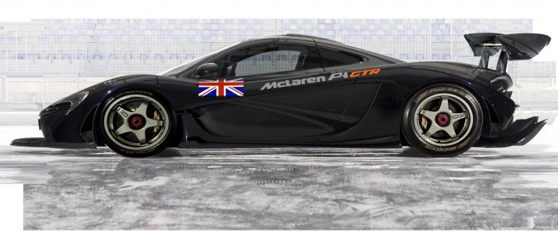 2015 McLaren P1 GTR Confirmed + Exclusive Rendering 31