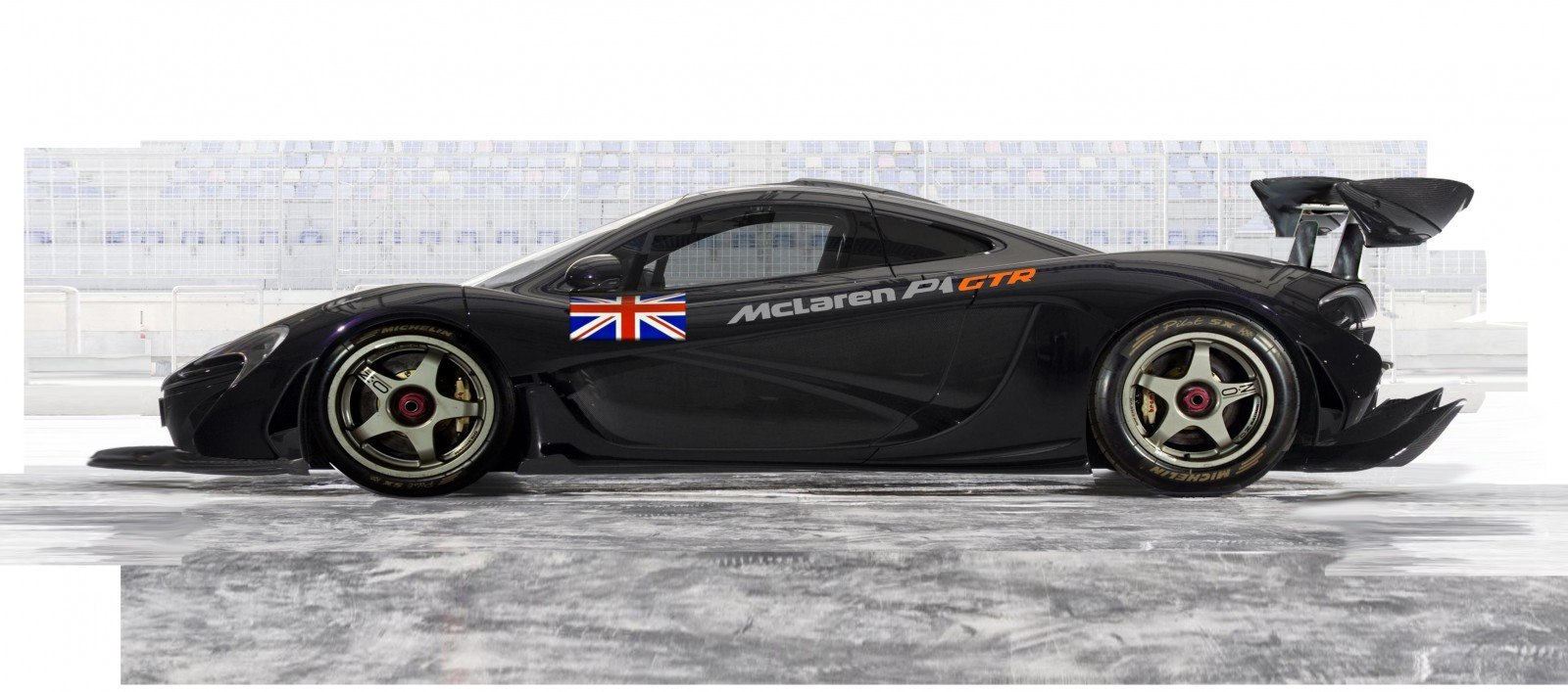 2015 McLaren P1 GTR Confirmed + Exclusive Rendering 32