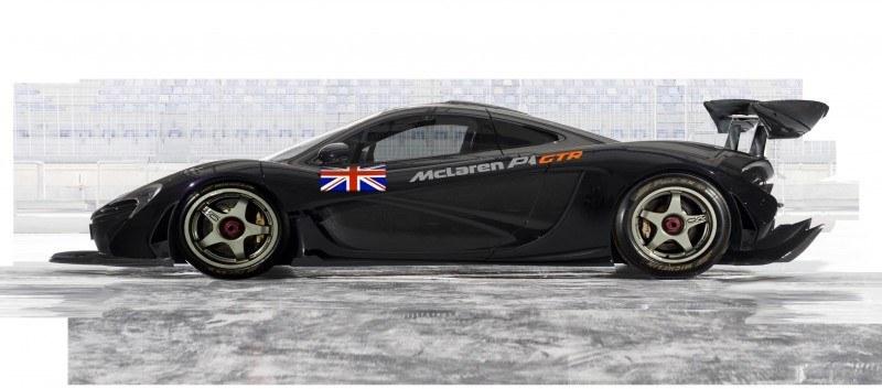 2015 McLaren P1 GTR Confirmed + Exclusive Rendering 32