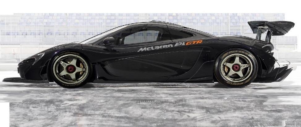2015 McLaren P1 GTR Confirmed + Exclusive Rendering 4