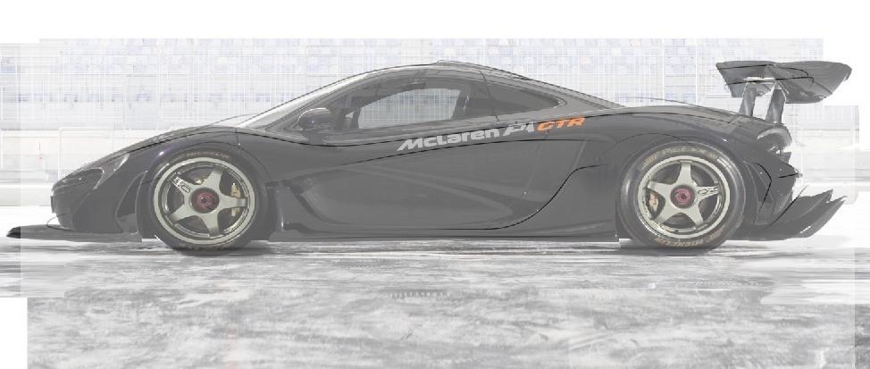 2015 McLaren P1 GTR Confirmed + Exclusive Rendering 5
