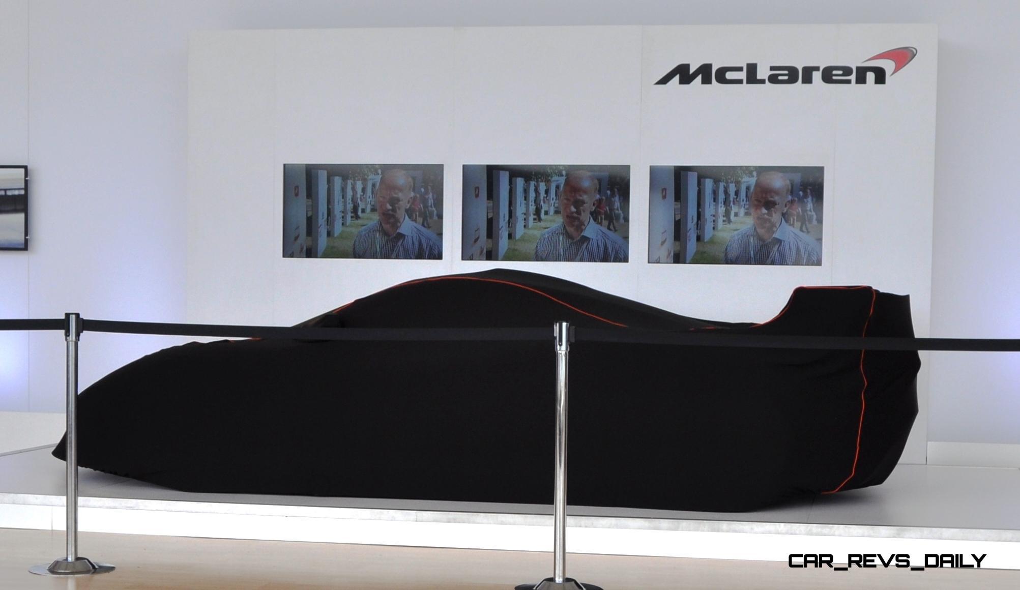 2015 McLaren P1 GTR - Pebble Beach World Debut in 55 High-Res Photos 1
