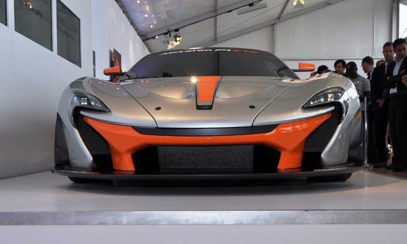 2015 McLaren P1 GTR - Pebble Beach World Debut in 55 High-Res Photos 12