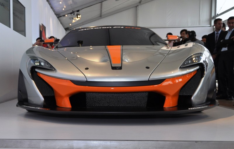 2015 McLaren P1 GTR - Pebble Beach World Debut in 55 High-Res Photos 13