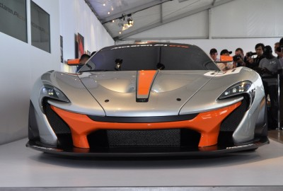 2015 McLaren P1 GTR - Pebble Beach World Debut in 55 High-Res Photos 15