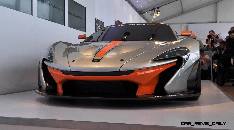 2015 McLaren P1 GTR - Pebble Beach World Debut in 55 High-Res Photos 18