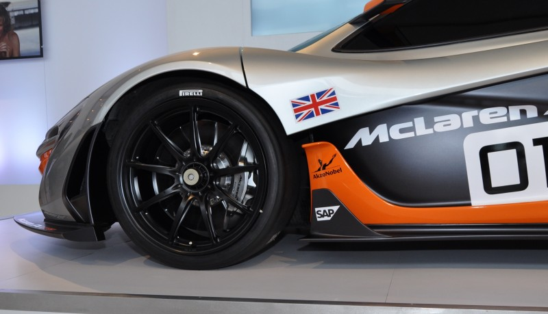 2015 McLaren P1 GTR - Pebble Beach World Debut in 55 High-Res Photos 33