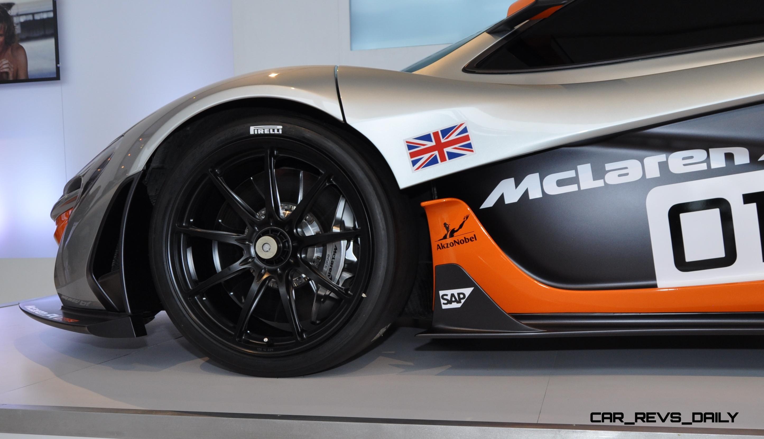 2015 McLaren P1 GTR - Pebble Beach World Debut in 55 High-Res Photos 33