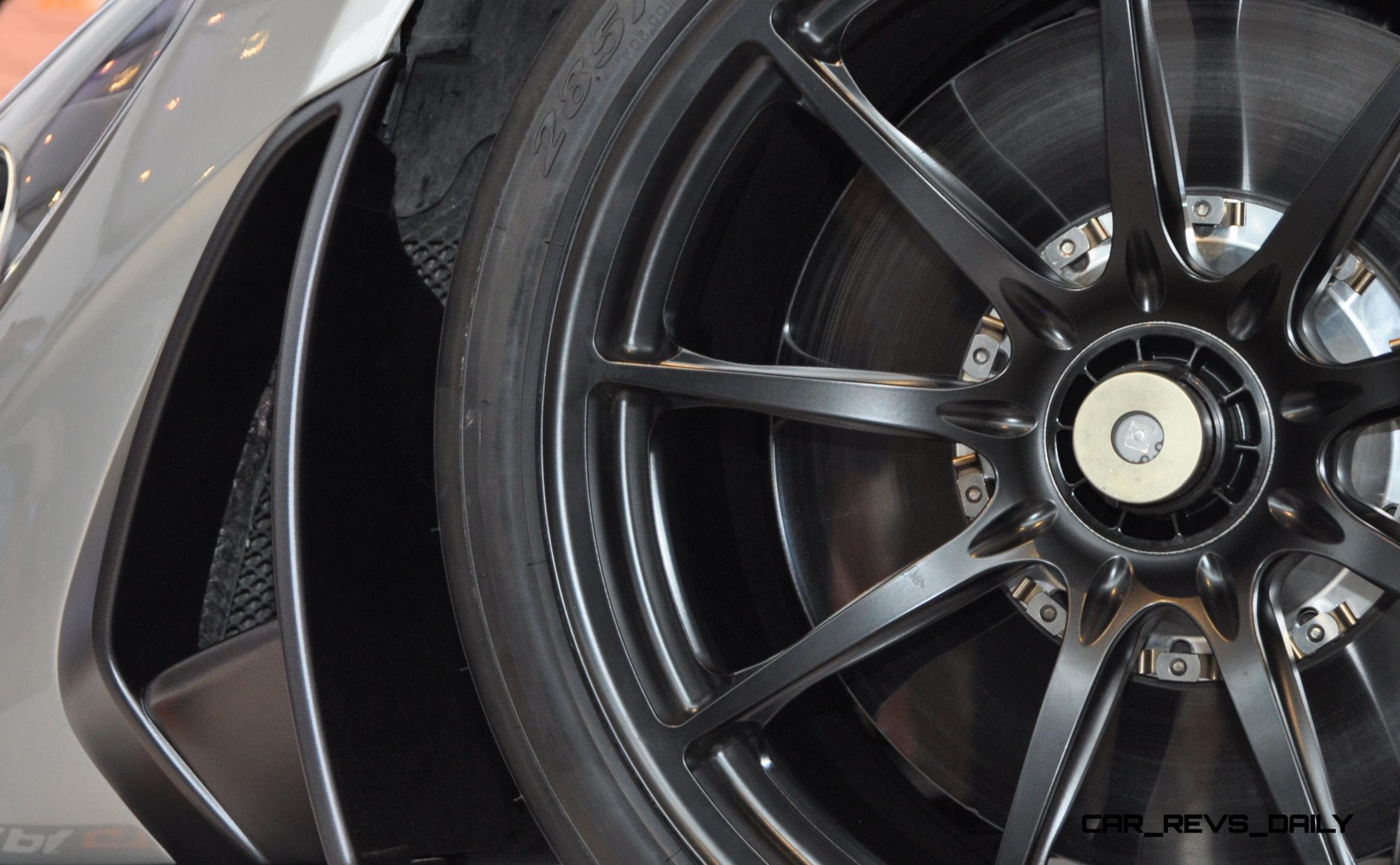 2015 McLaren P1 GTR - Pebble Beach World Debut in 55 High-Res Photos 35