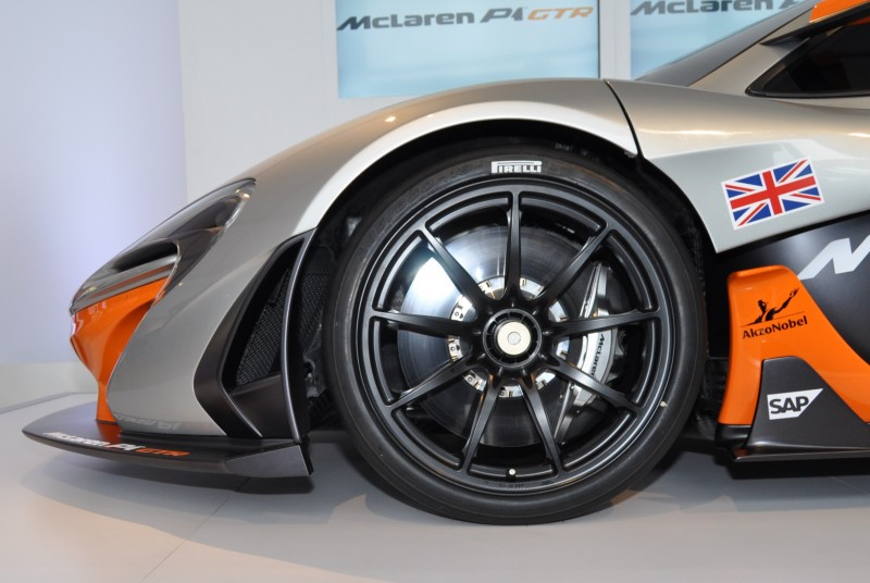 2015 McLaren P1 GTR - Pebble Beach World Debut in 55 High-Res Photos 37