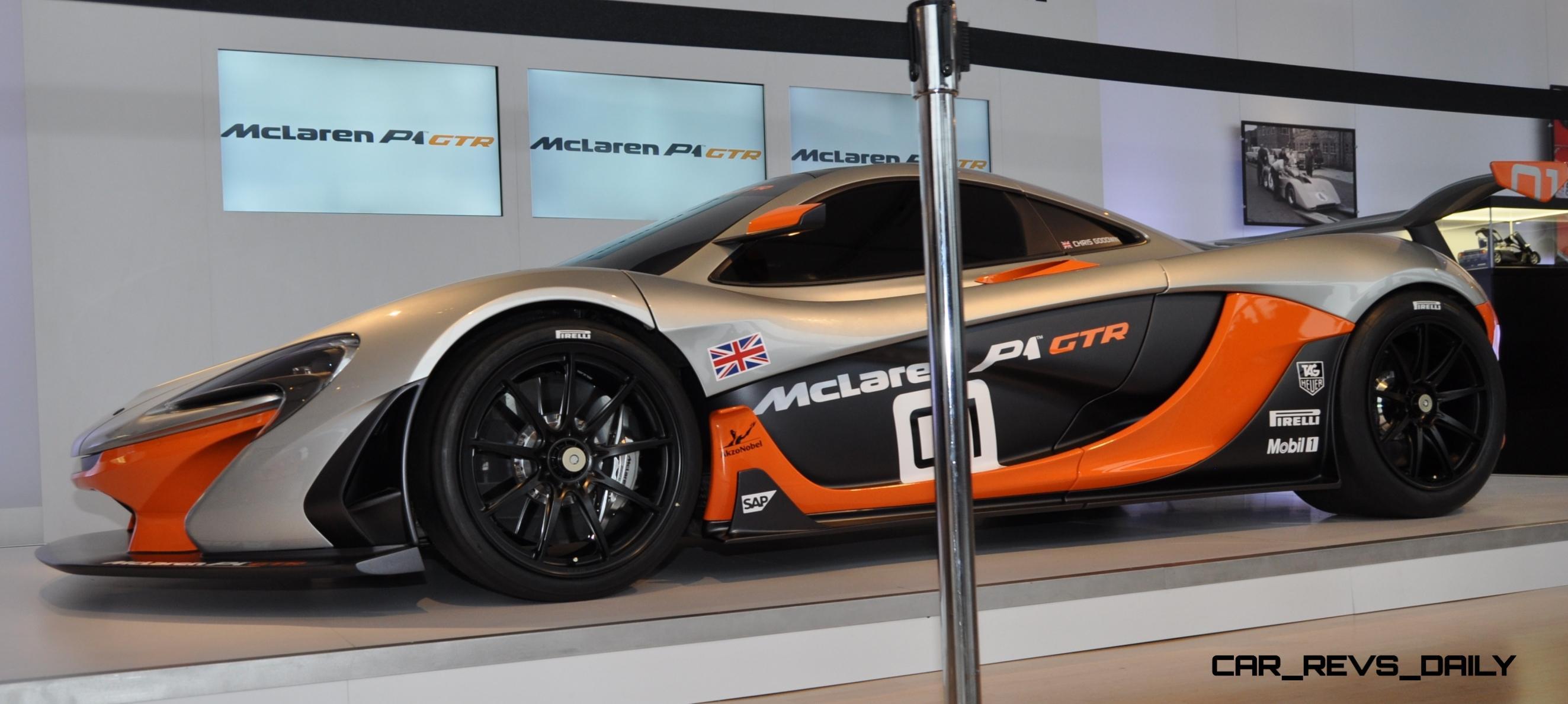 2015 McLaren P1 GTR - Pebble Beach World Debut in 55 High-Res Photos 40