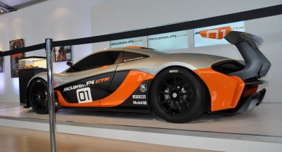 2015 McLaren P1 GTR - Pebble Beach World Debut in 55 High-Res Photos 41