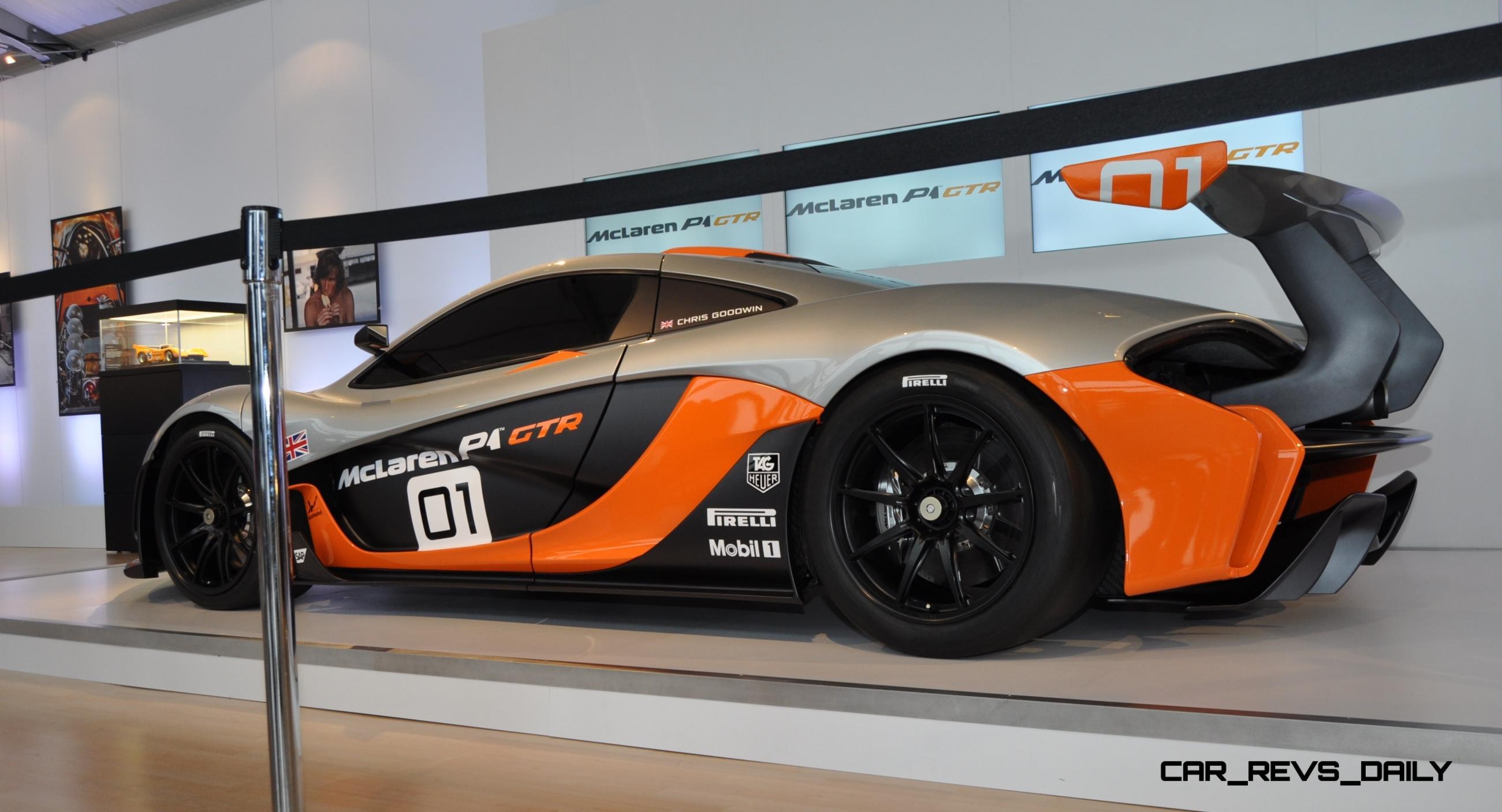 2015 McLaren P1 GTR - Pebble Beach World Debut in 55 High-Res Photos 41