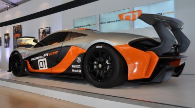 2015 McLaren P1 GTR - Pebble Beach World Debut in 55 High-Res Photos 42
