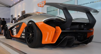 2015 McLaren P1 GTR - Pebble Beach World Debut in 55 High-Res Photos 45
